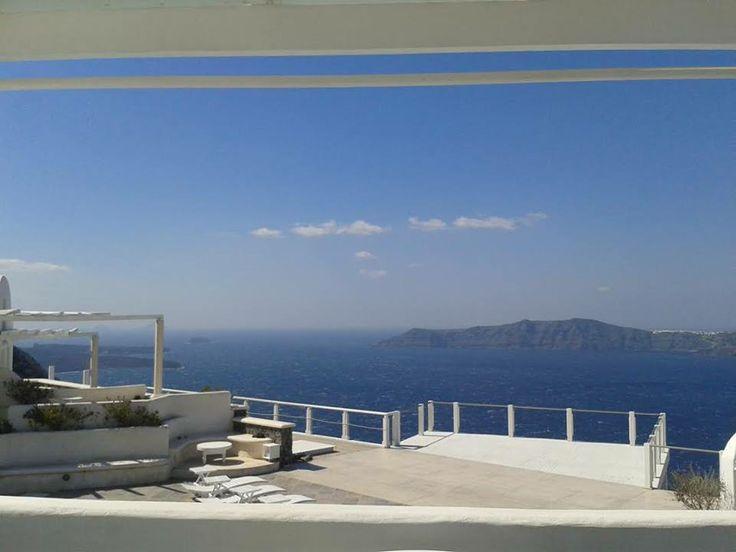 More summertime please! =) @ Rocabella deluxe suites & spa Santorini !!!