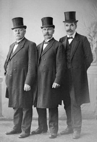 мужская мода 1915 год