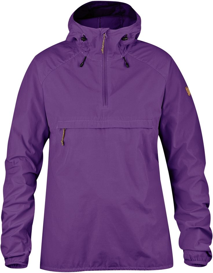 Fjellreven High Coast Wind Anorakk Dame