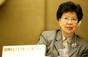 "Dr Margaret Chan, WHO's Director-General, addressed the Sixty-fifth World Health Assembly on 21 May 2012, stressing the importance of national ownership and leadership in bringing neglected tropical diseases ""from obscurity into the limelight""."
