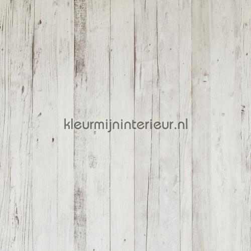 Driftwood licht grijs behang 18292, Riviera Maison van BN Wallcoverings