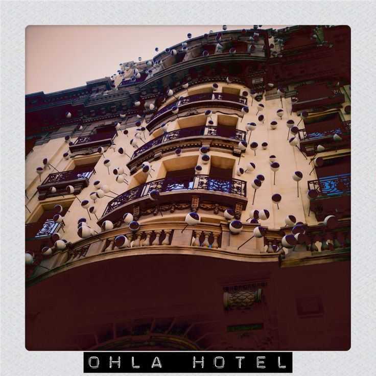 Ohla Hotel Barcelone