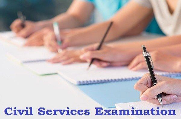 Civil Services Entrance Exam