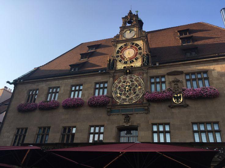 46. Heilbronner Weindorf, Rathaus Heilbronn