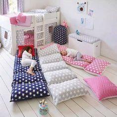 Elle se procure des oreillers bon marché! Elle fabrique des cadeaux que ses enfants n'oublieront jamais! - Trucs et Bricolages