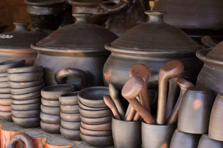 Chilean pottery