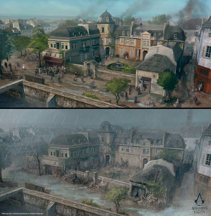 Assassin S Creed  Villa Upgrades