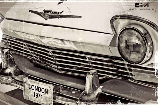 Ford Fairlane by Enea H. Medas  on 500px