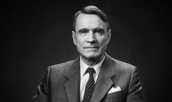 President Mauno Koivisto 1923-2017 . Koivisto passed away the 12th May in Helsinki.  Finnish nation mourns.