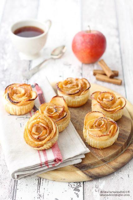 The Rabbit Hole: roses apple