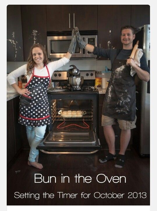31 best Pregnancy Announcements images – Bun in the Oven Baby Announcement
