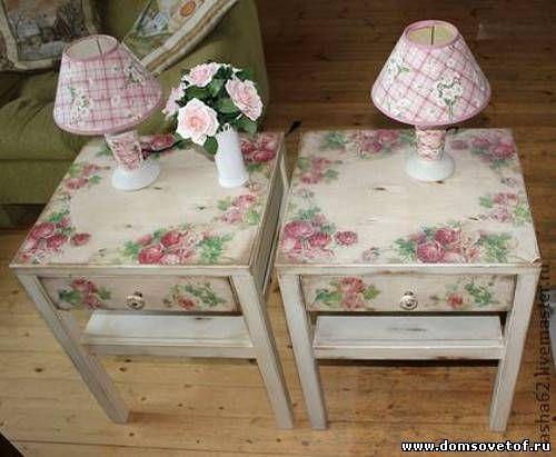 реставрация старой мебели картинки