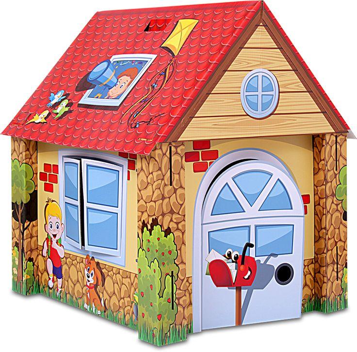Juego de encastre de cartón. merengue.com.ar
