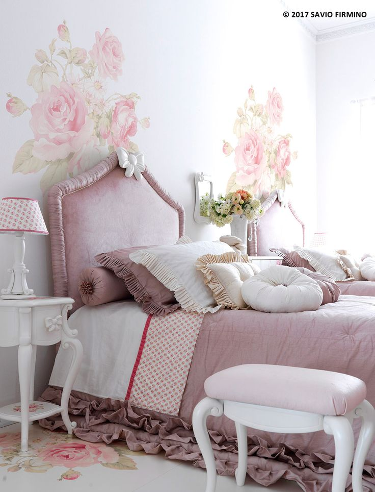 A complete range of products composed of cradle, cots consolle, beds, armchairs, wardrobes and accessories which enchant in every single detail #children #furniture #design #pink #pittibimbo #pb84