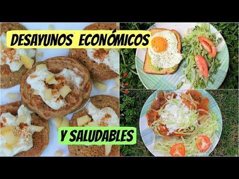 25 melhores ideias de desayunos economicos no pinterest bocadillos faciles y economicos - Almuerzos faciles y rapidos ...