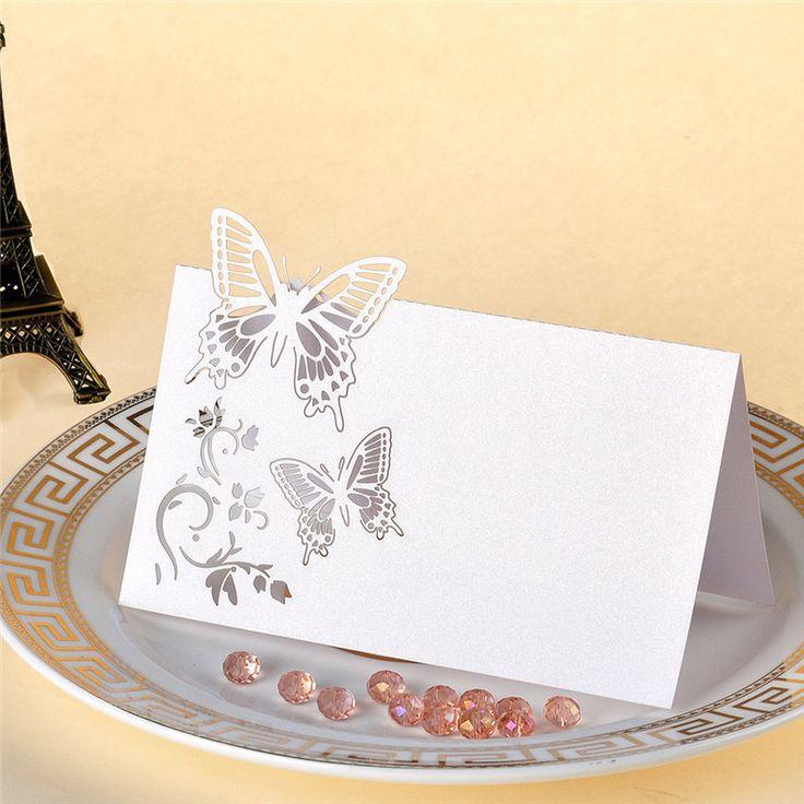 12pcs-White-Laser-Cut-Butterfly-Souvenirs-Invitations-font-b-Wedding-b-font-font-b-Seats-b.jpg (800×800)