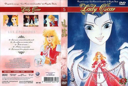 Lady Oscar - Dvd Volume 05
