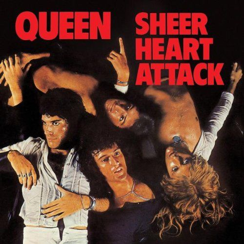 From 4.02:Sheer Heart Attack [2011 Remaster] | Shopods.com