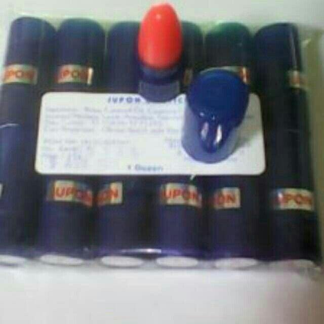 """Saya menjual Lipstik Mini Jupon berBPOM"""" seharga Rp15.000. Dapatkan produk ini hanya di Shopee! https://shopee.co.id/allowna/145782488/ #ShopeeID"""