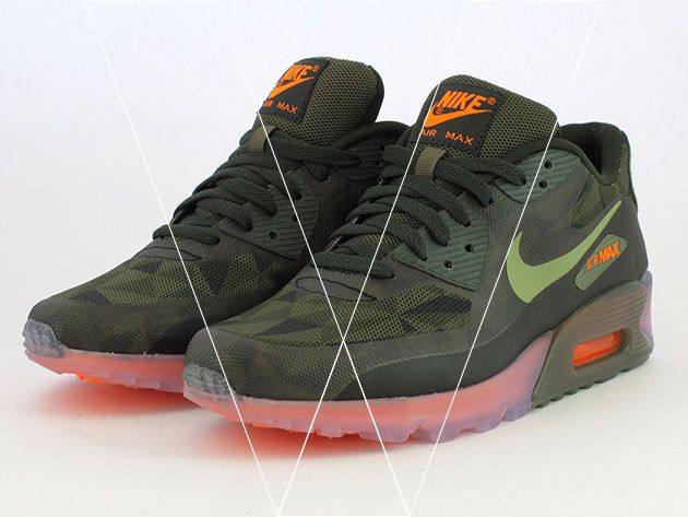 How to spot fake Nike Air Max 90 ICE's | eBay