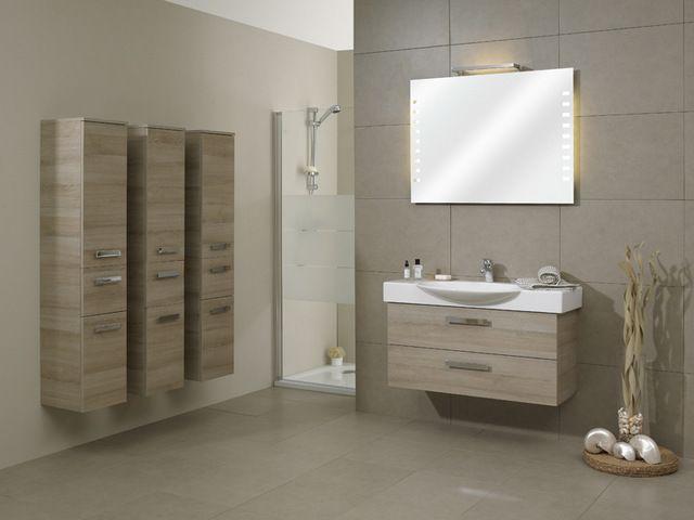 Muebles para el Baño Anclados en la Pared - Para Más Información Ingresa en: http://disenodebanos.com/muebles-para-el-bano-anclados-en-la-pared/