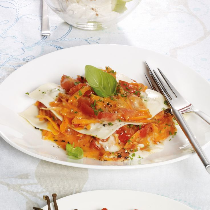 Karottenlasagne Rezepte   Weight Watchers