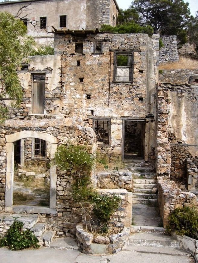 Crete spinalonga