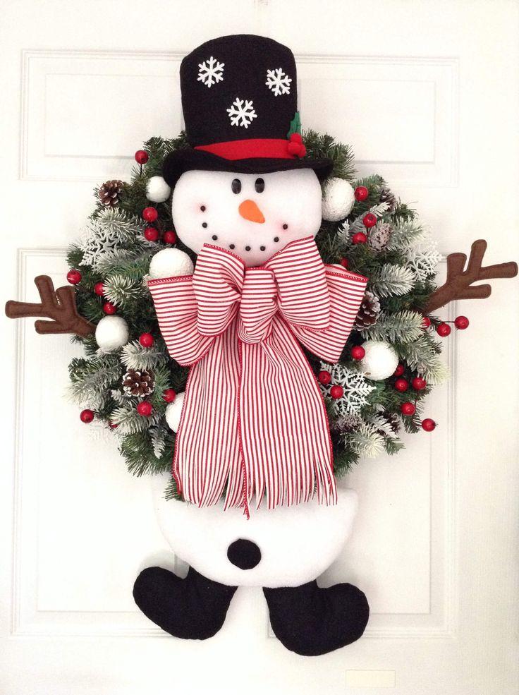 36 Christmas Wreath Ideas that will Make