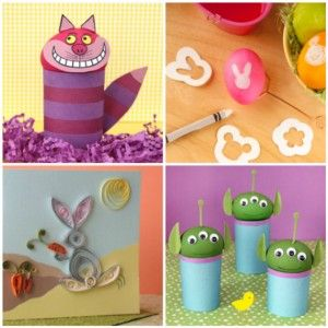#BUILDABEAR, #EASTER - Top 25 Disney Easter Crafts and Recipes