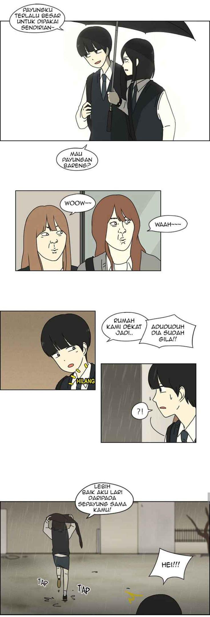 Love Revolution di 2020 Webtoon, Komik, Romantis