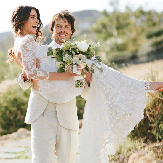 11 Best Somerhalder Reed Images On Pinterest: 2445 Best Images About FAMOUS WEDDINGS On Pinterest