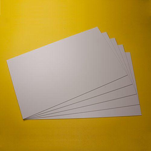 Plaques PS en polystyrène plaques en plastique plaque pour modélisme / bricolage couleur blanche, différentes tailles et quantités, acheter…