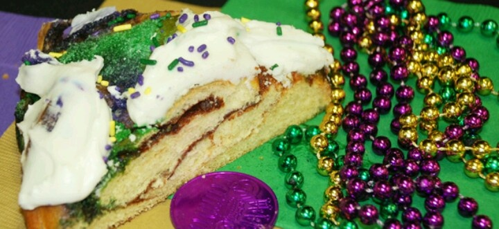 Manny Randazzo King Cakes!  Yummy! Shipped from New Orleans! The BEST king cakes ever!!!!!!!!