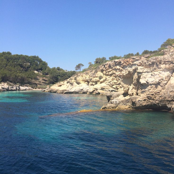 View from the boat trip #MallorcaOTB