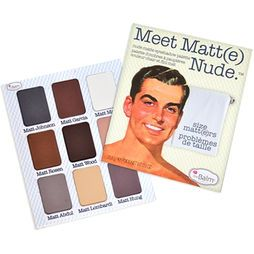 the Balm Paleta de Sombras Meet Matt(e) Nude 25,5g - Incolor