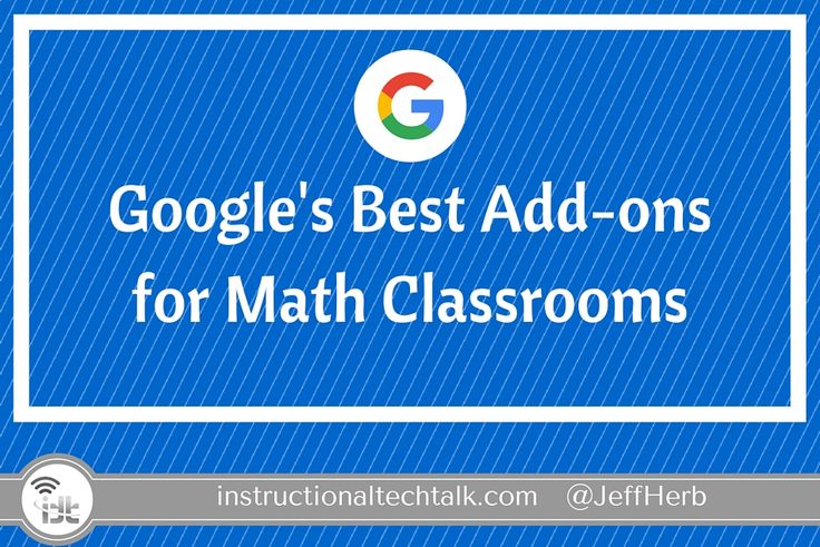 Thanks to some add-ons Google develops for Docs, both math teachers and students can ease the work with mathematical equations, complex calculations, and graphs. Also, they let you perform basic math operations in Google Docs tables, which makes the work with numbers and stats more comfortable.  Here they come, top three tools from Google …