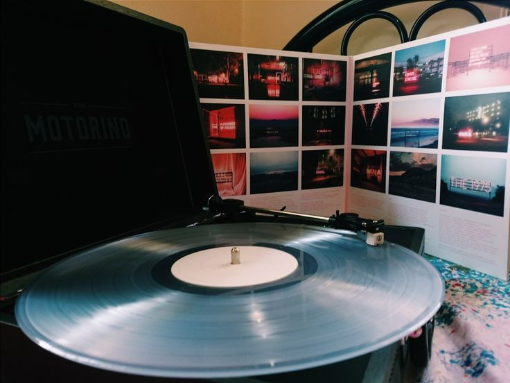 #the1975 #lp #vinyl | apriiil | VSCO