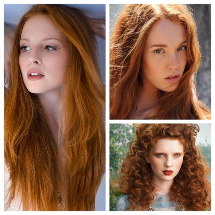 727 best images about Red \u0026 Copper Hair on Pinterest
