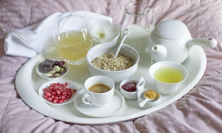 Momenti beauty serviti a colazione  ( meglio se a letto ;D ) www.cucchiaio.it/…..