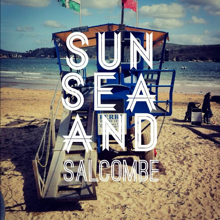 The only three things you'll ever need in life! So why not join us in #Salcombe? http://www.salcombefinest.com/