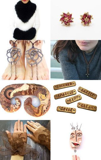 April Trends by Ebru HAREM on Etsy--Pinned with TreasuryPin.com