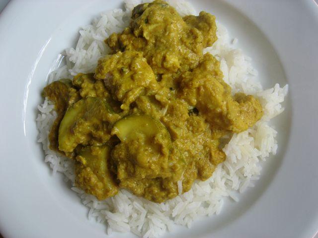 Curry de pollo | En mi cocina hoy