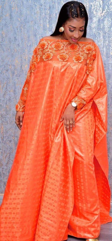 Mode africaine vêtements haut de gamme Getzner magnum or africaine gown africaine africaine gown/Bazin boubou, grande taille gown/Plus measurement clothes