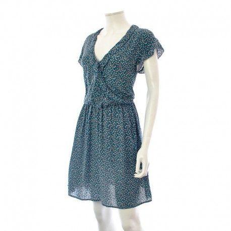 Shoppez votre Robe - Athé by Vanessa bruno - 29,99 € : état neuf, pour plus d'opportunités visitez notre site : www.entre-copines.be, livraison gratuite dès 45 € d'achats ;)    L'expérience du neuf au prix de l'occassion ! N'hésitez pas à nous suivre. #Robes, Soldes #Athé by Vanessabruno #fashion #secondhand #clothes #recyclage #greenlifestyle # Bonnes Affaires