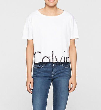 FEMMES - T-SHIRTS   Calvin Klein Boutique