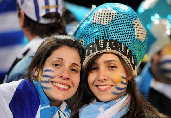 Uruguay Fans 2010 World Cup Diary   Day 6
