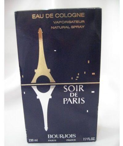 #TMAXstore : Soir de #Paris by #Bourjois 230ml Eau de #Cologne price, review and buy in #UAE,#Dubai, #AbuDhabi | Souq.com