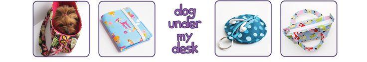 Heart Shaped Pouch Mini-Tutorial - Dog Under My Desk: Craft, Zippy Pouch, Sewing Blog, Tutorials Patterns, Pdf Patterns, Desk Patterns