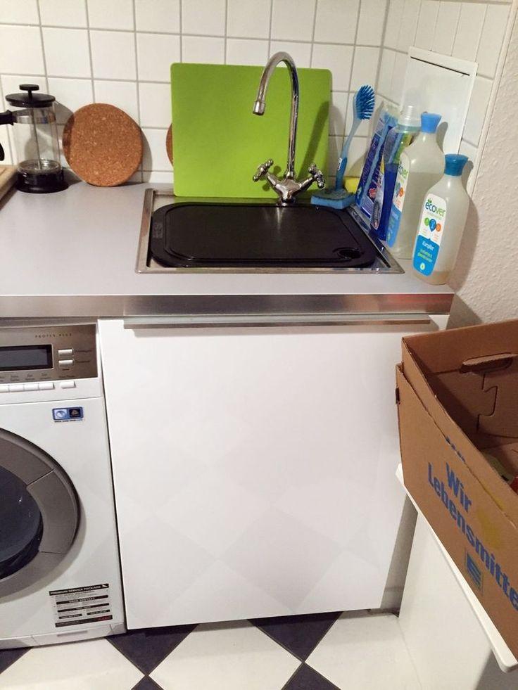 Fresh Ikea K chenzeile inklusive Ger te FAST NEU eBay