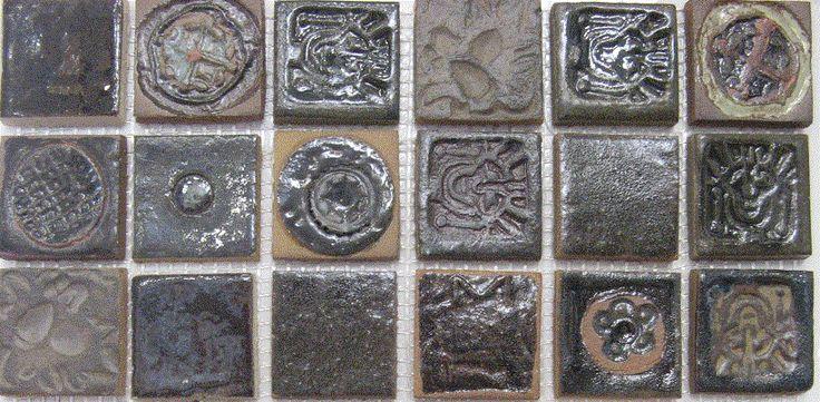 DIY. Earth. Design. Tiles. Mosaic. Lalele Pottery.